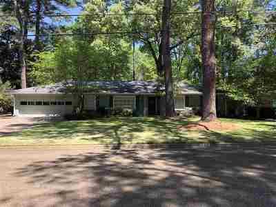 Jackson Single Family Home For Sale: 5256 Saratoga Dr