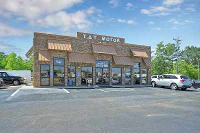 Rankin County Commercial For Sale: 5023 Hwy 80 East