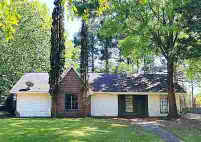 Ridgeland Single Family Home Contingent/Pending: 135 E Greenway Ct