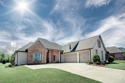 Lake Caroline Single Family Home For Sale: 136 Burne Run