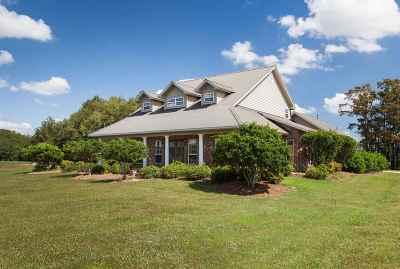 Single Family Home For Sale: 1955 Jrv Brown Rd