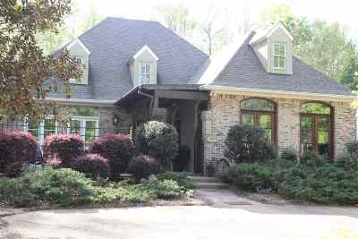 Florence, Richland Single Family Home For Sale: 115 Magnolia Springs