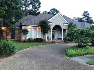 Ridgeland Single Family Home For Sale: 616 Wendover Way