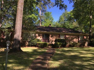 Jackson Single Family Home Contingent: 4720 North Hampton Dr