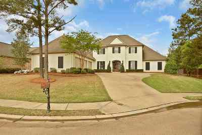 Madison Single Family Home For Sale: 193 St. Ives Dr