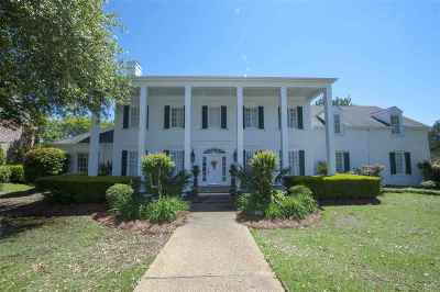 Madison Single Family Home For Sale: 124 Country Club Dr