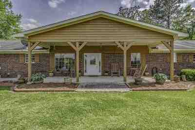 Simpson County Single Family Home For Sale: 568 Hwy 28 East