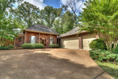 Madison County Single Family Home Contingent/Pending: 147 Sycamore Ridge