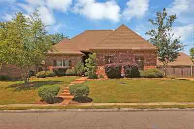 Brandon Single Family Home For Sale: 115 Turtle Ridge