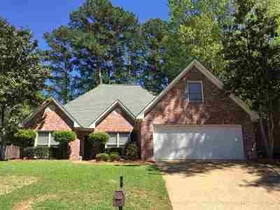 Brandon Single Family Home For Sale: 105 Pine Ridge Cir