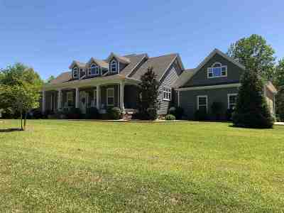 Smith County Single Family Home For Sale: 1074 Scr 143