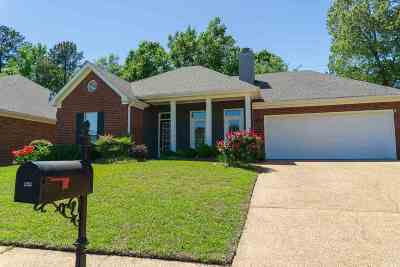 Brandon Single Family Home For Sale: 333 Garden Dr
