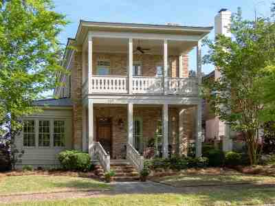 Madison Single Family Home For Sale: 107 Mississippi St
