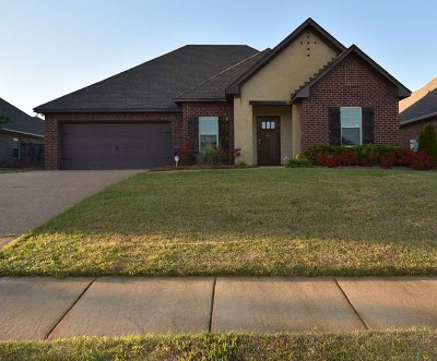 Flowood Single Family Home For Sale: 1004 Abundance Pl