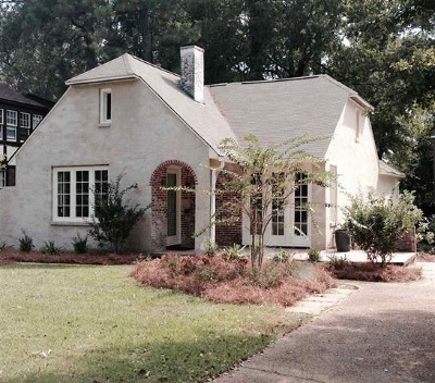 Hinds County Single Family Home Contingent/Pending: 1209 Pinehurst Pl