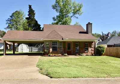 Brandon Single Family Home For Sale: 221 Sycamore Dr