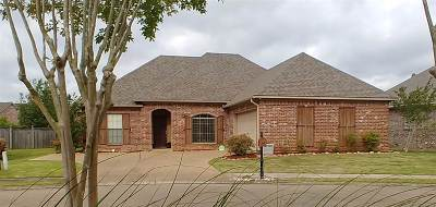 Flowood Single Family Home For Sale: 104 Tradition Pkwy