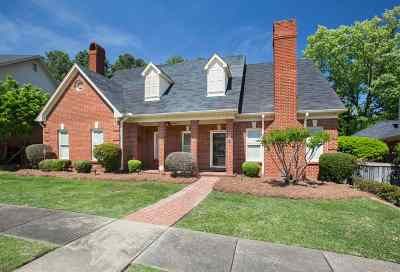 Jackson Single Family Home Contingent/Pending: 28 Village Green Cir