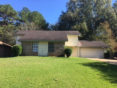 Hinds County Single Family Home For Sale: 2136 Thousand Oaks Dr