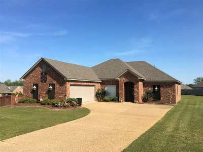 Pearl Single Family Home For Sale: 210 Clubview Cir