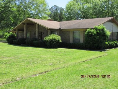 Leake County Single Family Home Contingent/Pending: 1013 Pine Hill Dr