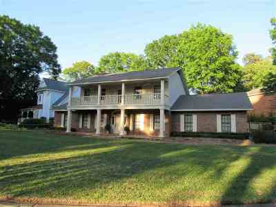 Hinds County Single Family Home Contingent/Pending: 26 Avery Cir