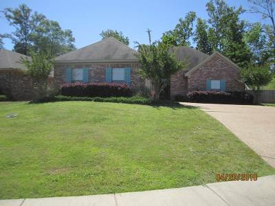 Brandon Single Family Home For Sale: 320 Fairview Dr