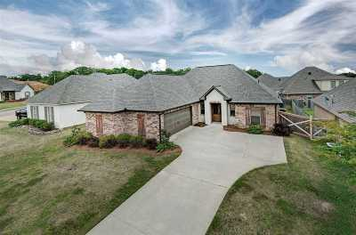 Flowood Single Family Home Contingent/Pending: 135 Grace Dr
