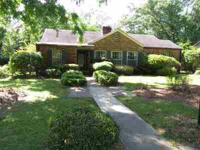 Jackson Single Family Home For Sale: 4105 Oakridge Dr