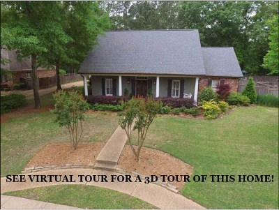 Madison Single Family Home For Sale: 137 Reserve Crossing