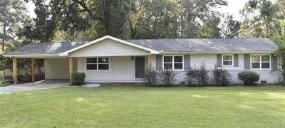 Jackson Single Family Home For Sale: 1807 Parkridge Dr