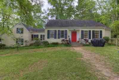 Jackson Single Family Home For Sale: 621 Eagle Ave