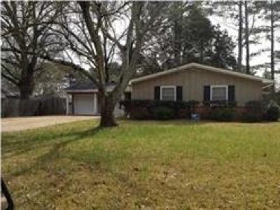 Jackson Single Family Home For Sale: 1409 Springdale Dr