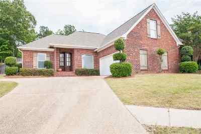 Brandon Single Family Home For Sale: 552 Eastside Cv