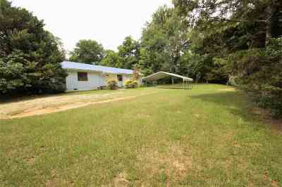 Canton Single Family Home For Sale: 3142 Hwy 43 North