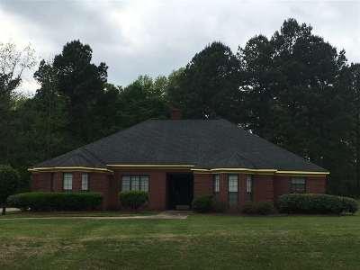 Jackson Single Family Home For Sale: 6385 Livingston Rd