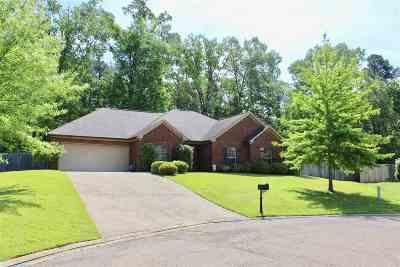 Brandon Single Family Home For Sale: 422 Pinebrook Cir
