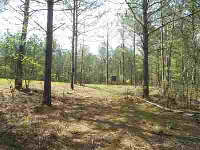 Leake County Residential Lots & Land Contingent/Pending: Bilbro Rd
