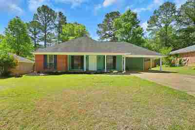 Brandon Single Family Home For Sale: 106 Brandy Run Rd