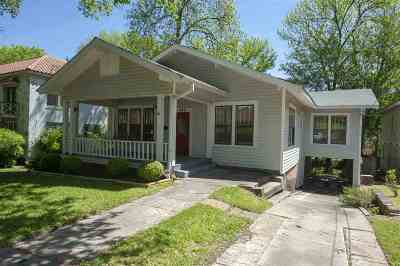 Jackson Single Family Home For Sale: 962 Madison St