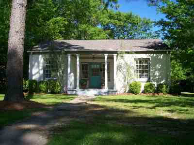Hinds County Single Family Home For Sale: 1202 Whitworth St