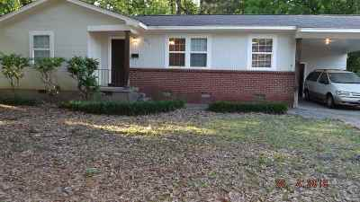 Jackson Single Family Home For Sale: 312 Barnes St