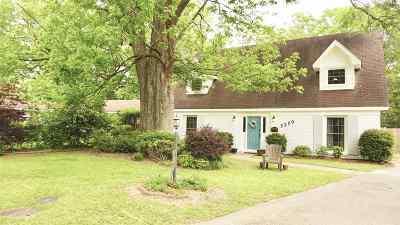 Jackson Single Family Home For Sale: 5350 Jamaica Dr