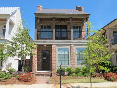 Ridgeland Single Family Home For Sale: 310 Eastpark St