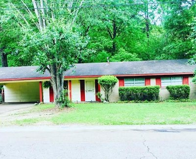 Jackson Single Family Home For Sale: 3222 Lakewood Dr