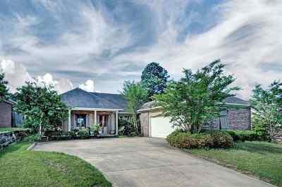 Brandon Single Family Home For Sale: 109 Apple Blossom Dr