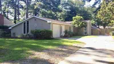 Jackson Single Family Home For Sale: 1029 Cedar Hill Dr