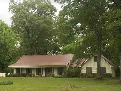 Brandon Single Family Home For Sale: 2709 Highway 80 Hwy