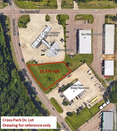 Pearl Residential Lots & Land For Sale: Cross Park Dr