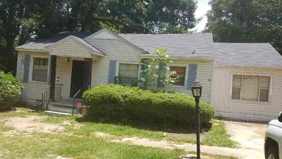 Jackson Single Family Home For Sale: 1848 Willaneel Dr